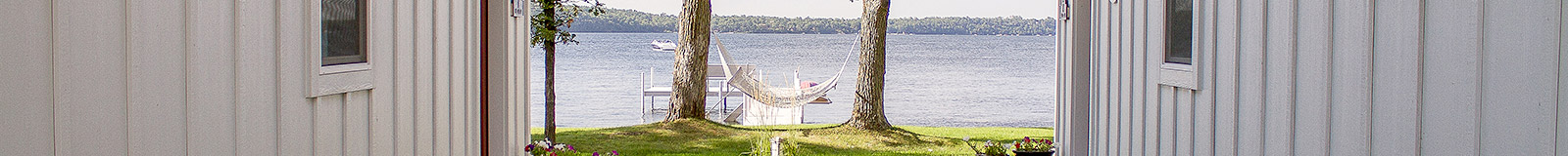 cottages on gull lake rentals